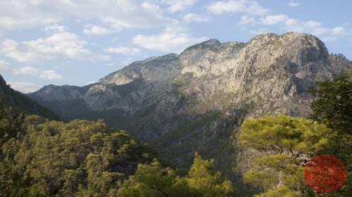 Таврские горы в Алании