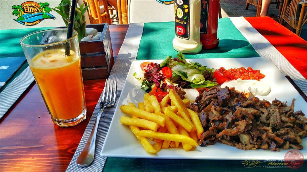 Еда в Алании