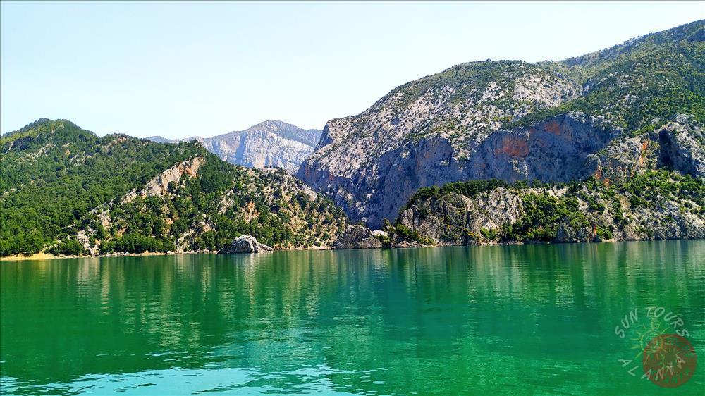 Зелёный каньон Турция 2019