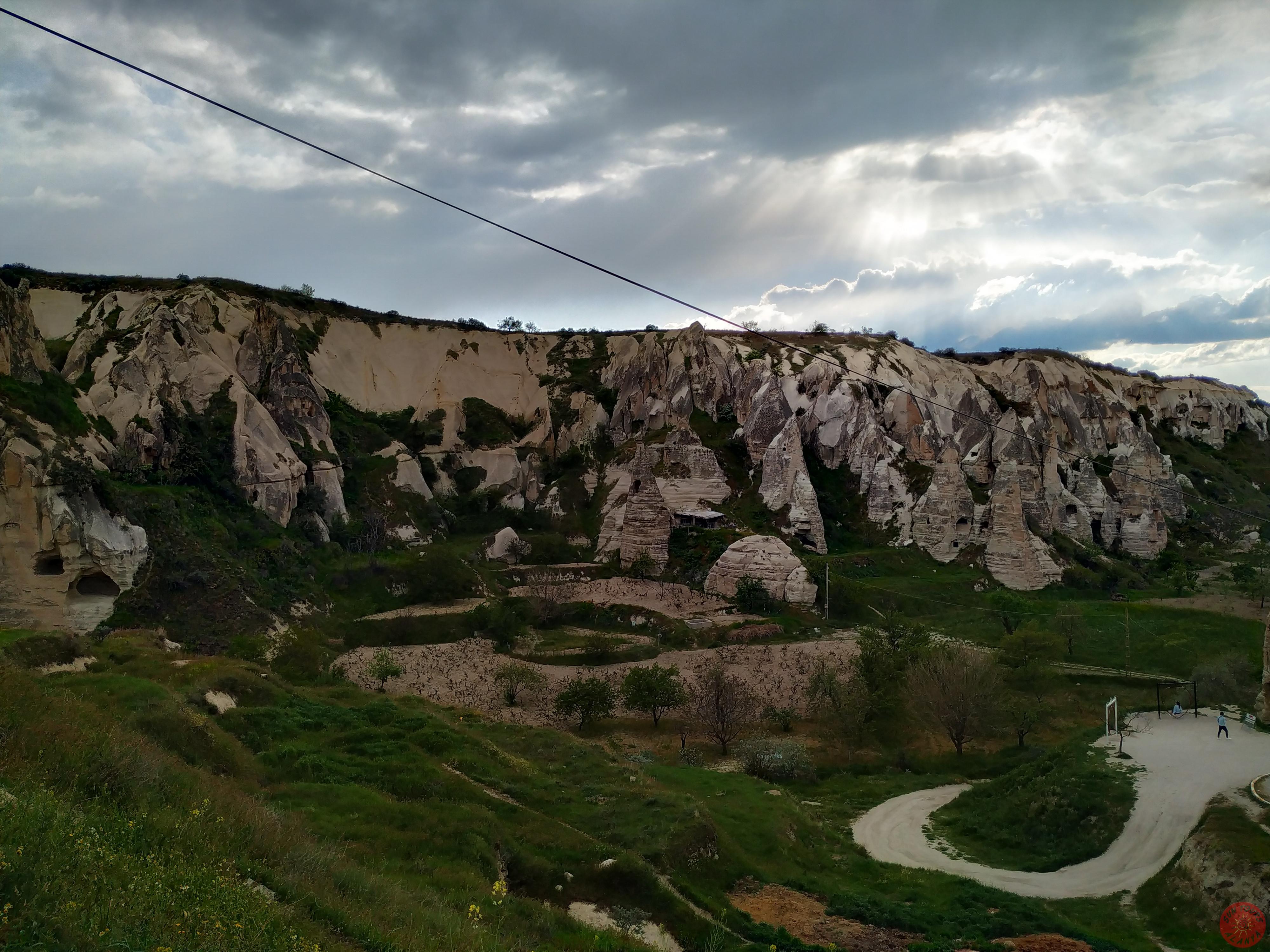 Каппадокия долина Ихлара