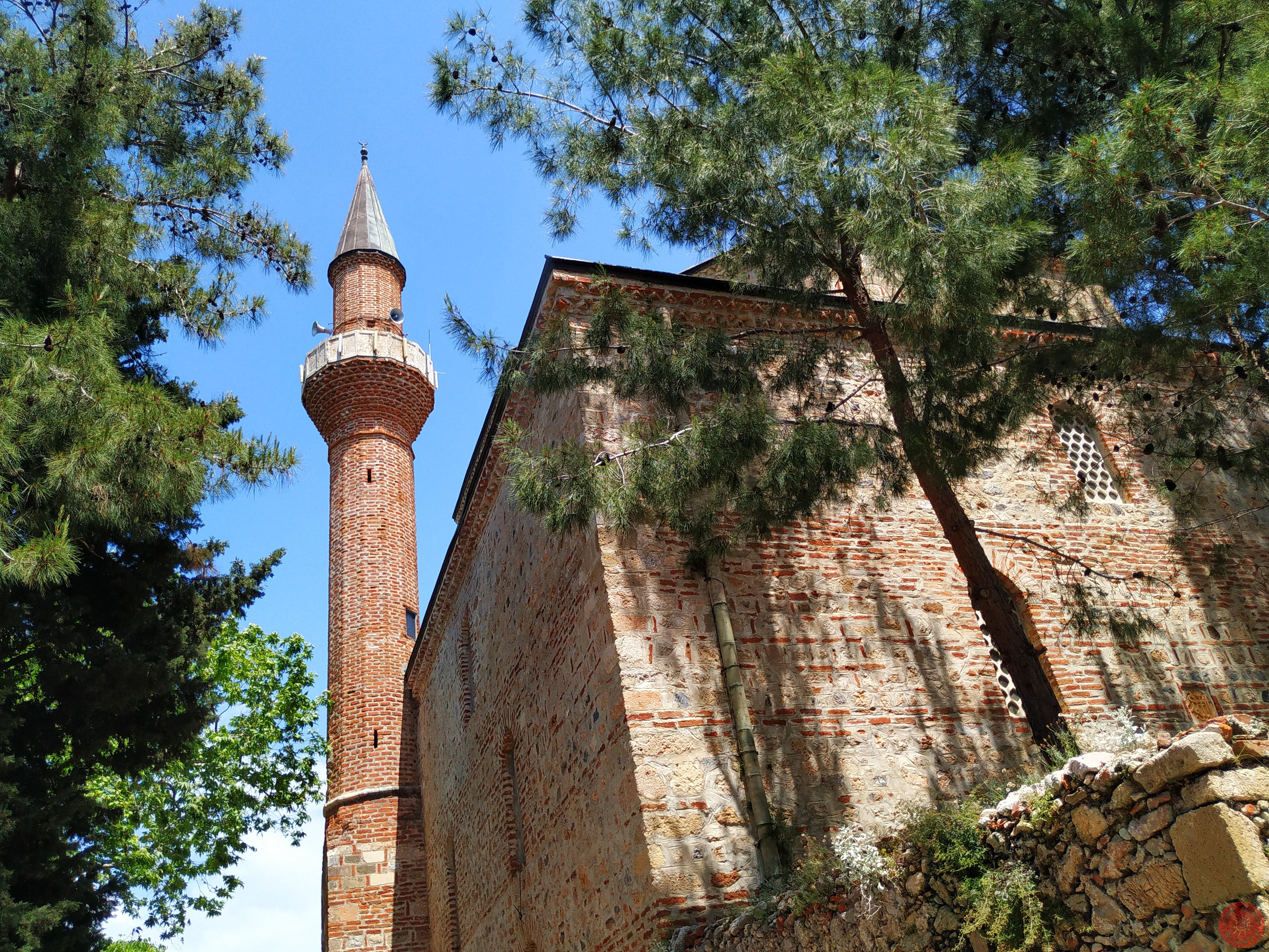 Мечети Алании