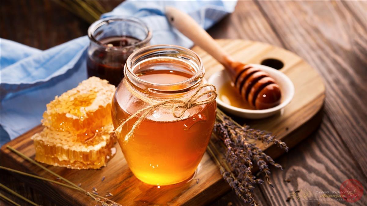 Мёд в Турции