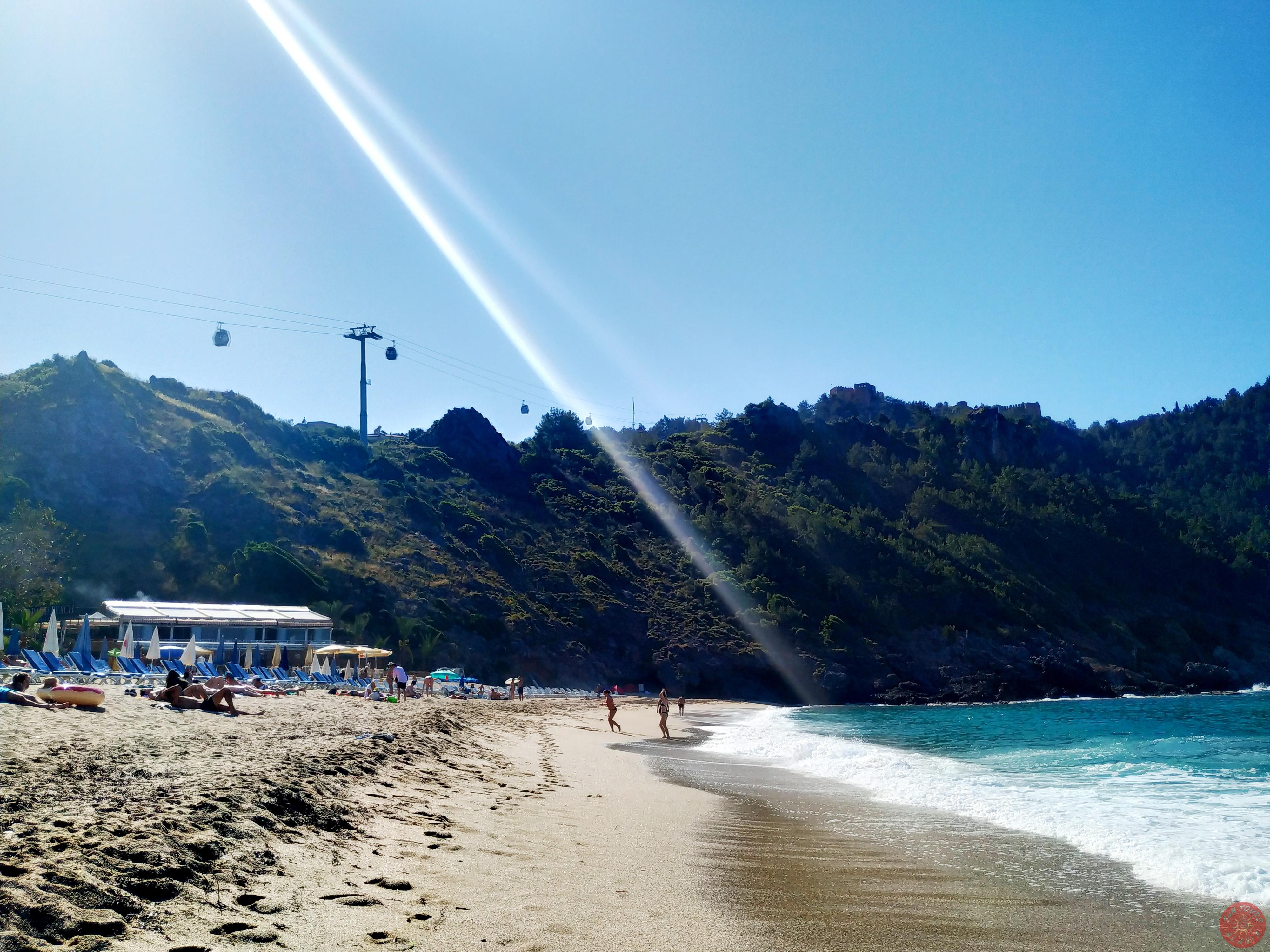 Самые красивые пляжи в Алании