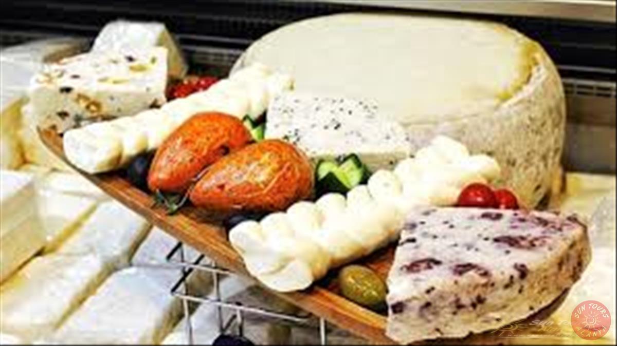 Турецкий сыр