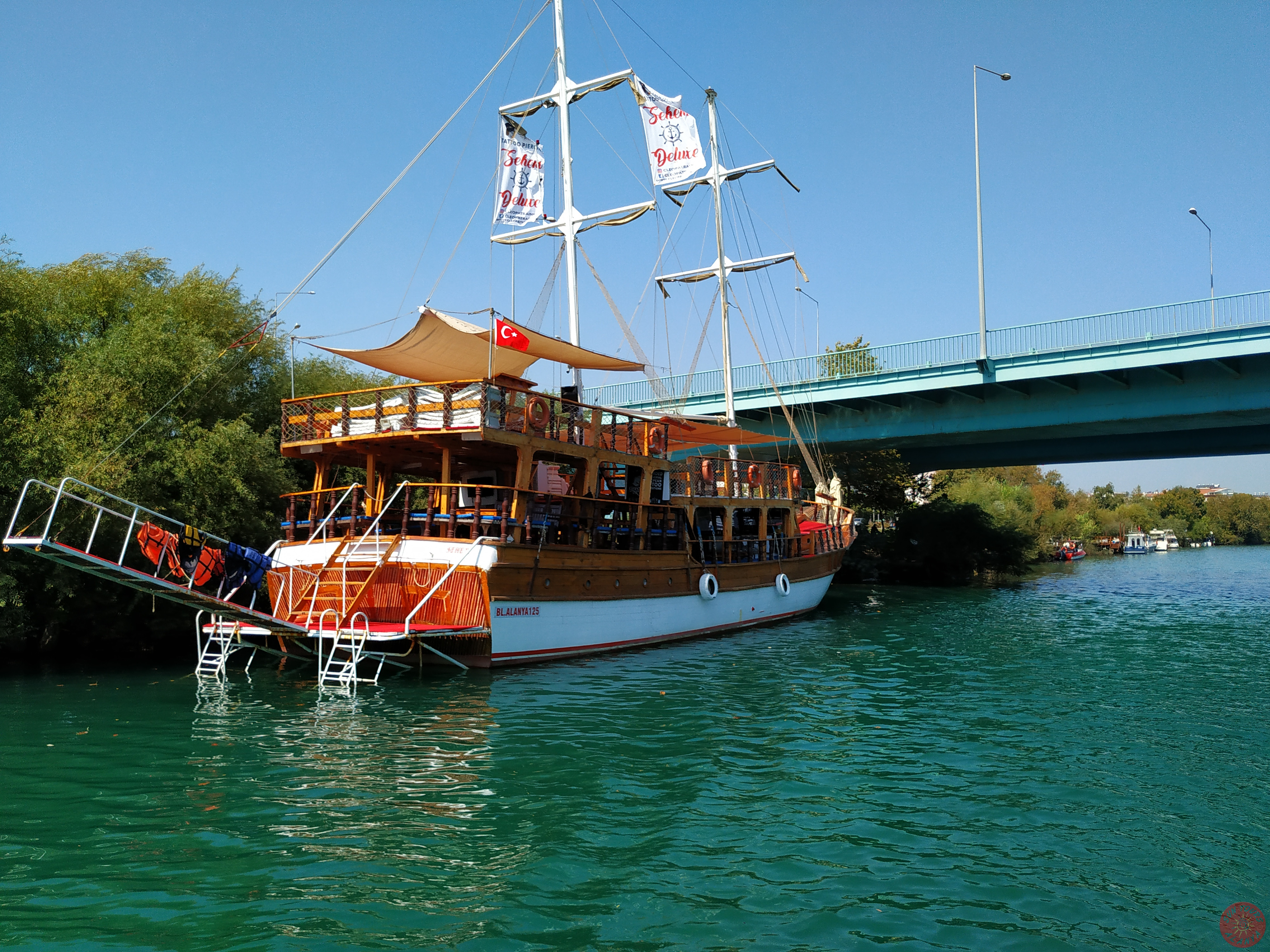 Экскурсии в Кестеле Алания Турция