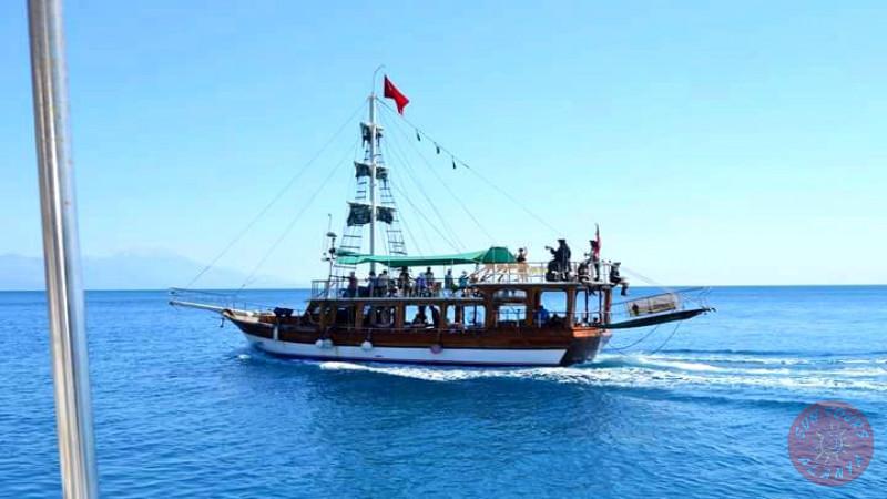 Аренда яхты в Алании (Турция)