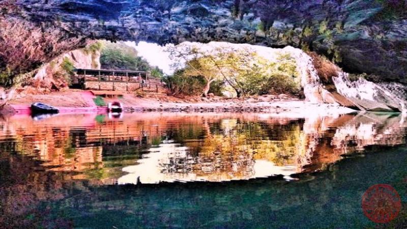 Пещера Алтынбешик из Алании