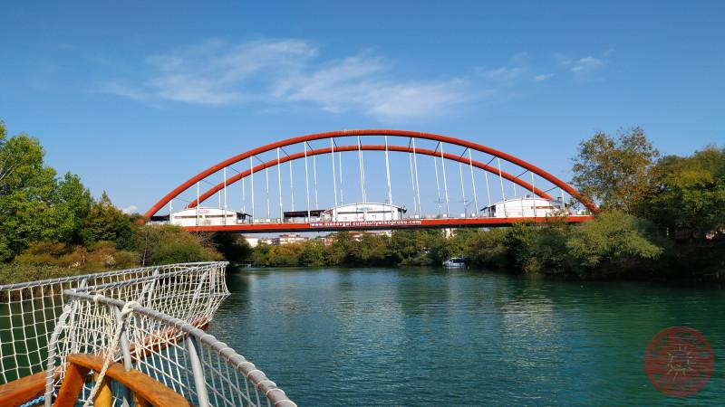 Яхт-тур по реке Манавгат